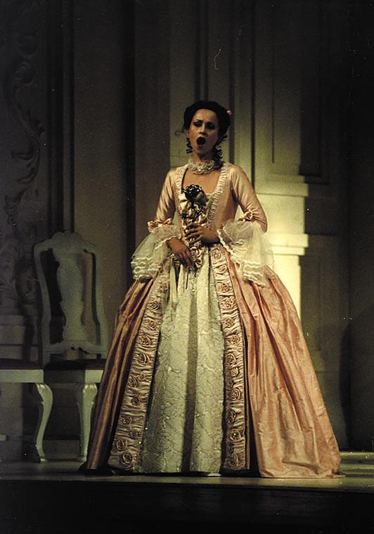 Sophie, Der Rosenkavalier, R. Strauss