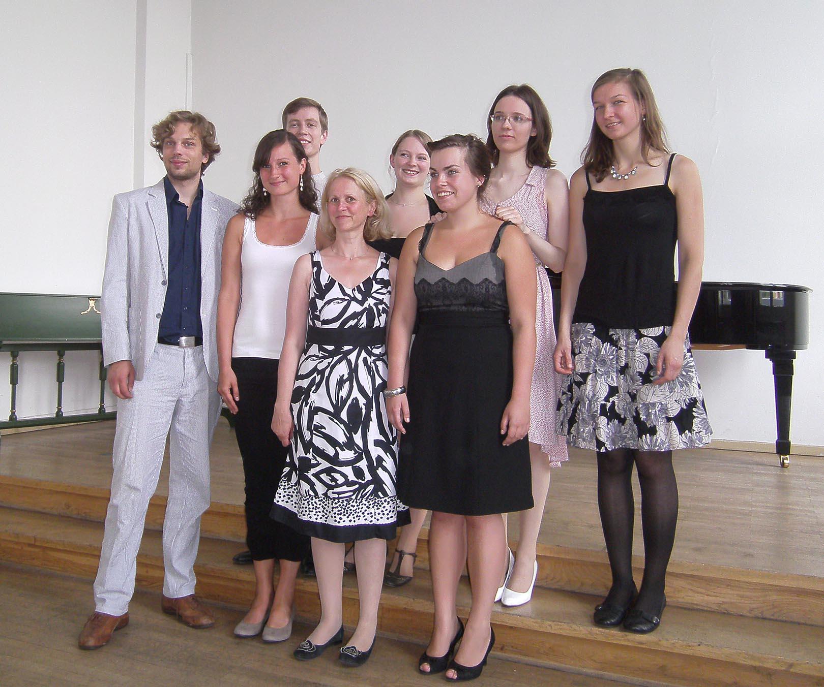 Abschlussklasse C. Wosnitza 2012